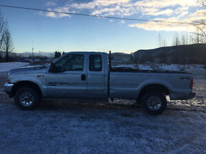 2002 Ford F-250 Ext. Cab Pickup Truck