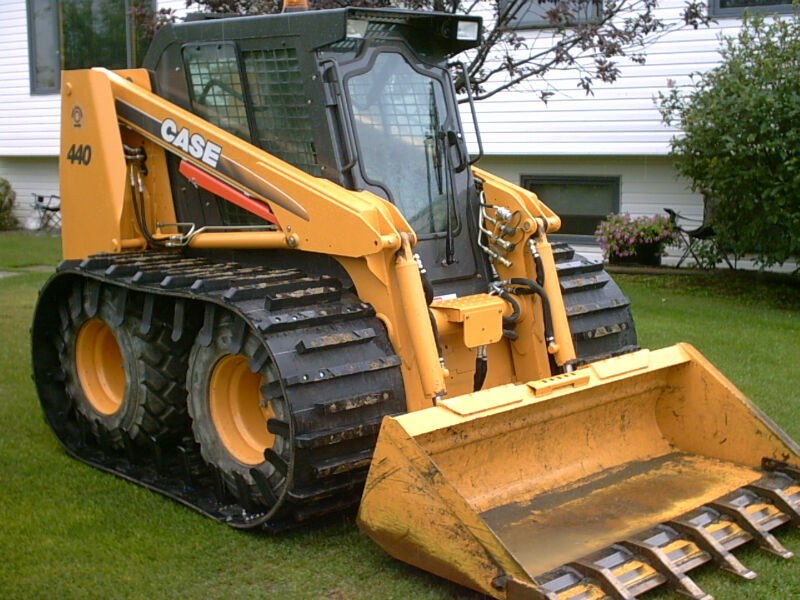 Skid steer tracks heavy equipment edmonton kijiji for Case kijiji