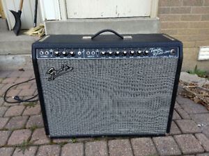 Used Fender Twin Reverb Reissue