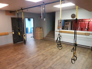 Commercial Space For Rent - Set Up As Gym With Equipment!