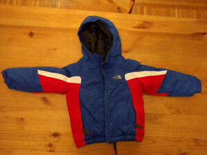 THE NORTH FACE KIDS/TODDLER WINTER JACKET SIZE 2