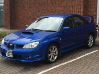 2006 '06' Subaru Impreza 2.5 WRX Saloon 4dr, Petrol, Manual.