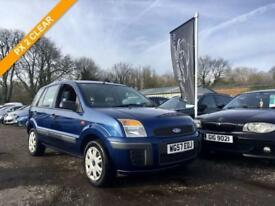 2007 57 FORD FUSION 1.4 STYLE CLIMATE 5DR 80 BHP