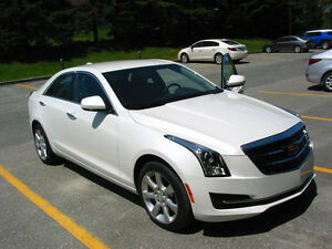 2015 Cadillac ATS Coupe De base TI Berline