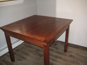 Red Oak Gamers table