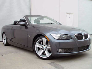 2007 BMW 335i Convertible - Fully Loaded