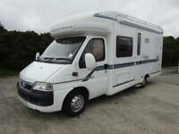 Auto Trail Apache 640se Great 2 Berth Low Line Motorhome with End Washroom