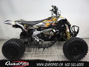 2012 Can-Am DS 450 XMX 36,60$/SEMAINE
