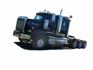 2015 WESTERN STAR 4900SA TRI DRIVECash/ trade/ lease to own ter