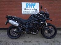 Triumph Tiger 800 XC ABS, VGC, 1 OWNER, 39K FSH, JUST SERVICED, 12 MONTHS MOT
