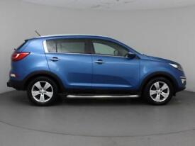 2012 KIA SPORTAGE 1.6 GDi ISG 2 5dr SUV 5 Seats