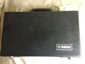 Yamaha Oboe with 2 cases and accessories and music books