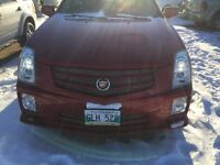 2008 Cadillac SRX SUV  V6 AWD