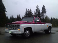 1979 Dually Hot Rod 454 3500 Chevy Cheyenne