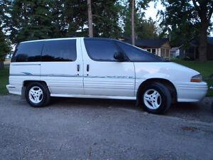 MUST GO NEXT WEEK 1996 Pontiac Trans Sport SE Minivan, Van