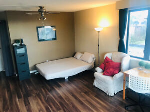 ROOM RENTAL (furnished)-  LONSDALE AVE, near the seabus