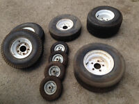 tent trailer tires and utility tires