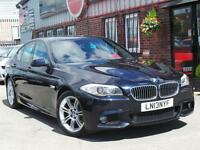 2013 BMW 5 Series 2.0 520d M Sport 4dr 4 door Saloon