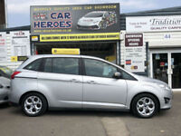 2011 FORD GRAND C-MAX 1.6 TDCi 7 SEATER ( ( AA ) BREAKDOWN COVER INCLUDED