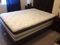 Brand New Pillow-top mattress