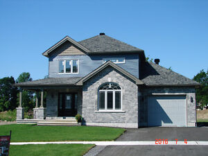 NEW HOME IN LONG SAULT
