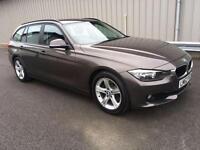 2012 62 BMW 3 SERIES 2.0 320D SE TOURING 5DR DIESEL MANUAL (START/STOP) (125 G/K