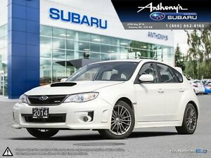 2014 Subaru WRX Limited Hatchback