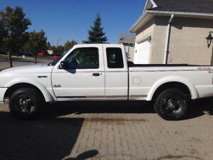 Great Ford Ranger Pickup Truck