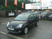 2008 FORD FIESTA ZETEC S 1.6L ONLY 62,209 MILES FULL SERVICE HISTORY