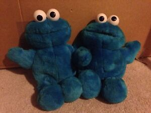 Cookie Monster Stuffed Animals - Interactive Toys London Ontario image 1