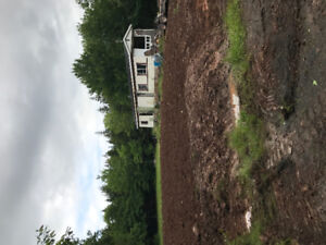 MUST SELL OLD TRAILER AND LAND