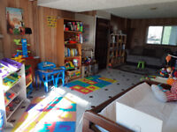 Subsidized home daycare in West Island