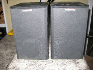 for sale 2 -50watt speakers