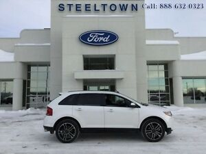 2014 Ford Edge SPORT APPERANCE AWD LEATHER/MOON   - $179.09 B/W