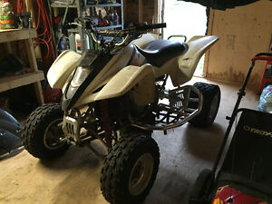 LTZ400 trade for a motorcycle