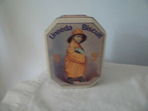 Uneedo Biscuit Tin Kawartha Lakes Peterborough Area image 1
