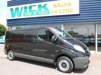 2013 Vauxhall VIVARO 2900 CDTI LWB Van *LOW MILES* Manual Medium Van