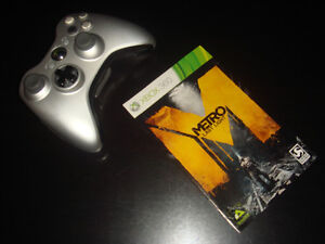 XBOX 360-METRO LAST LIGHT-MANUAL (COMPLETE YOUR GAME)