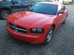 Looking for 2010 Dodge Charger SXT parts and tires!