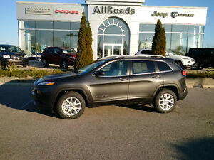 2016 Jeep Cherokee North with Heated Leather! reduced to $30833!