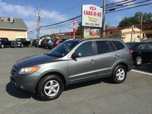 2009 Hyundai Santa Fe AWD   NO TAX SALE!! month of December only