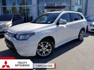 2014 Mitsubishi Outlander 4WD 4DR GT  LEATHER-SUNROOF