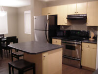 Furnished 3 Bedroom Summerside Townhouse w Attached Dbl Garage