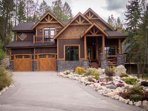 Own a Stunning Home in Invermere
