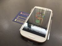 Brand new sim free original Samsung Galaxy S3 i9300 sealed box with full accessories