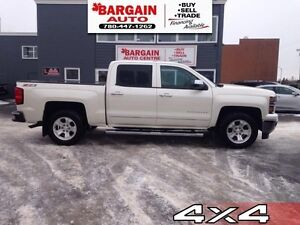 2014 Chevrolet Silverado 1500 LTZ LEATHER, SUNROOF, NAV , DVD,
