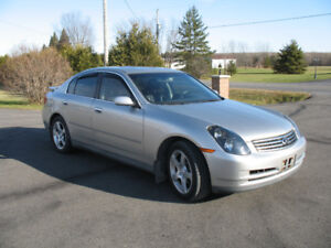 Make a solid offer Must Go !!!! 2003 Infiniti