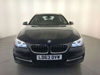 2013 63 BMW 520D SE DIESEL 1 OWNER BMW SERVICE HISTORY FINANCE PX
