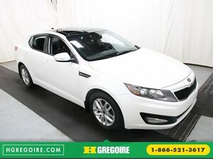2013 Kia Optima LX+ AUTO A/C TOIT MAGS BLUETOOTH