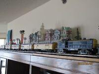Collection de trains Lionel, gage 0